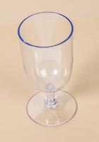 Acrylic glass - 13cm  - 20 cl