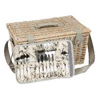 Paris Picnic Hamper for 6 People