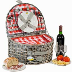 Saumur Picnic Basket for 2 people