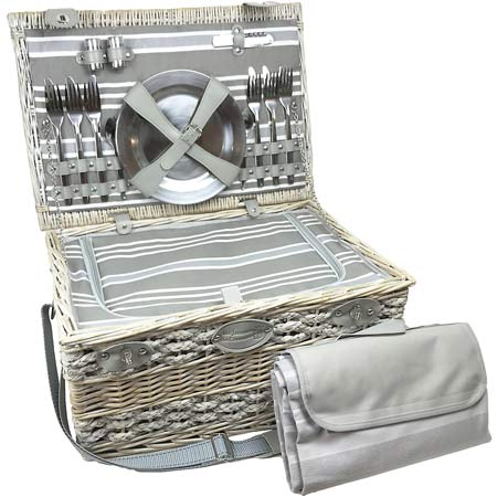 Versailles Picnic Hamper for 6 people