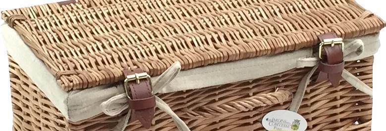 Paniers et valisettes en osier for Ou trouver des paniers en osier
