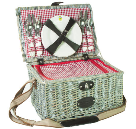 "Picnic hamper ""Blois"" for 4 persons"