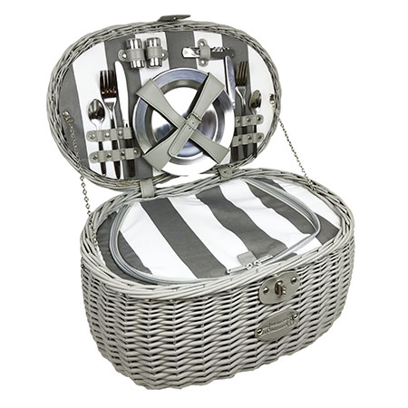 Picnic basket Vendôme for 4 people