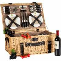 Louvre Picnic Hamper for 6 people