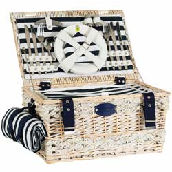 Marine Picnic Hamper for 4 people