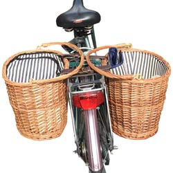 Duo Vélo Picnic Basket for 4 people