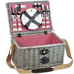 Sully Picnic Basket for 4 people