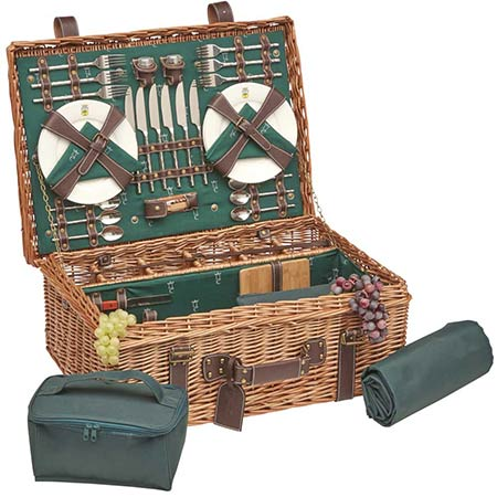 Prestige Champs-Elysées Picnic Hamper for 6 people